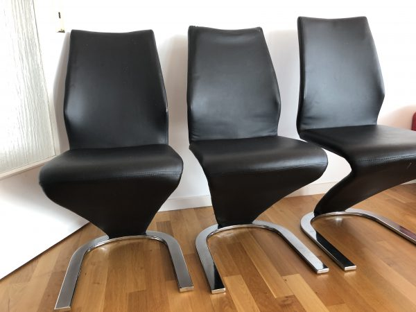For sale six design chairs