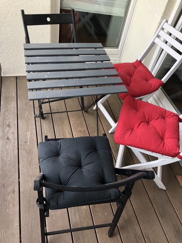 IKEA Falster garden furniture
